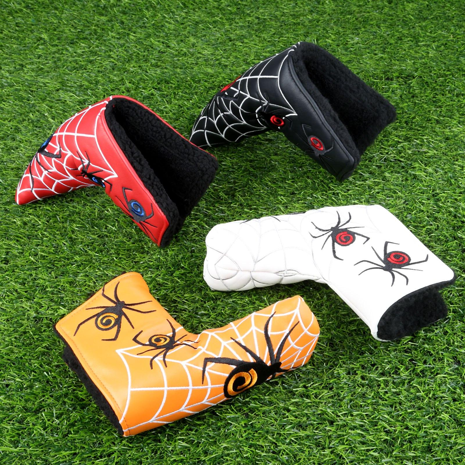 Spider Silver Golf Putter Cover <font><b>Headcover</b></font> Covers <font><b>Odyssey</b></font>