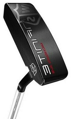 Wilson Staff Men's Michigan Ave Infinite Golf Putter, Right
