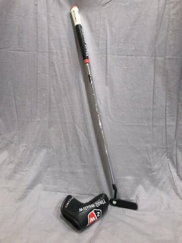 Wilson Staff Men's Windy City Infinite Golf Putter Right Han
