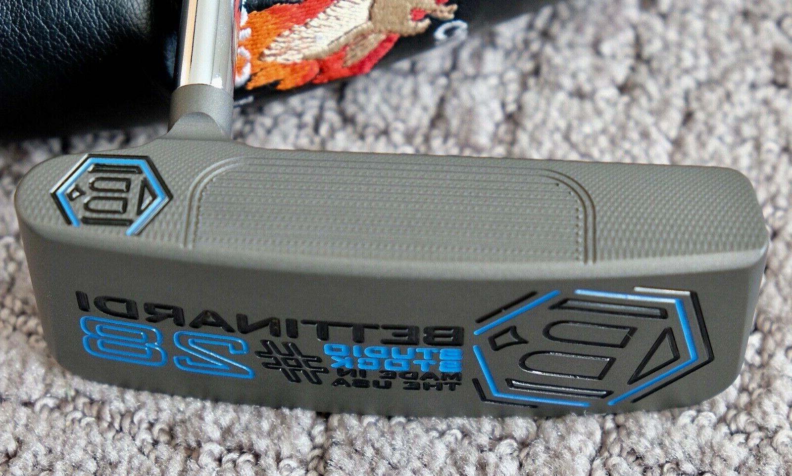 studio stock 28 golf putter 33 upgraded