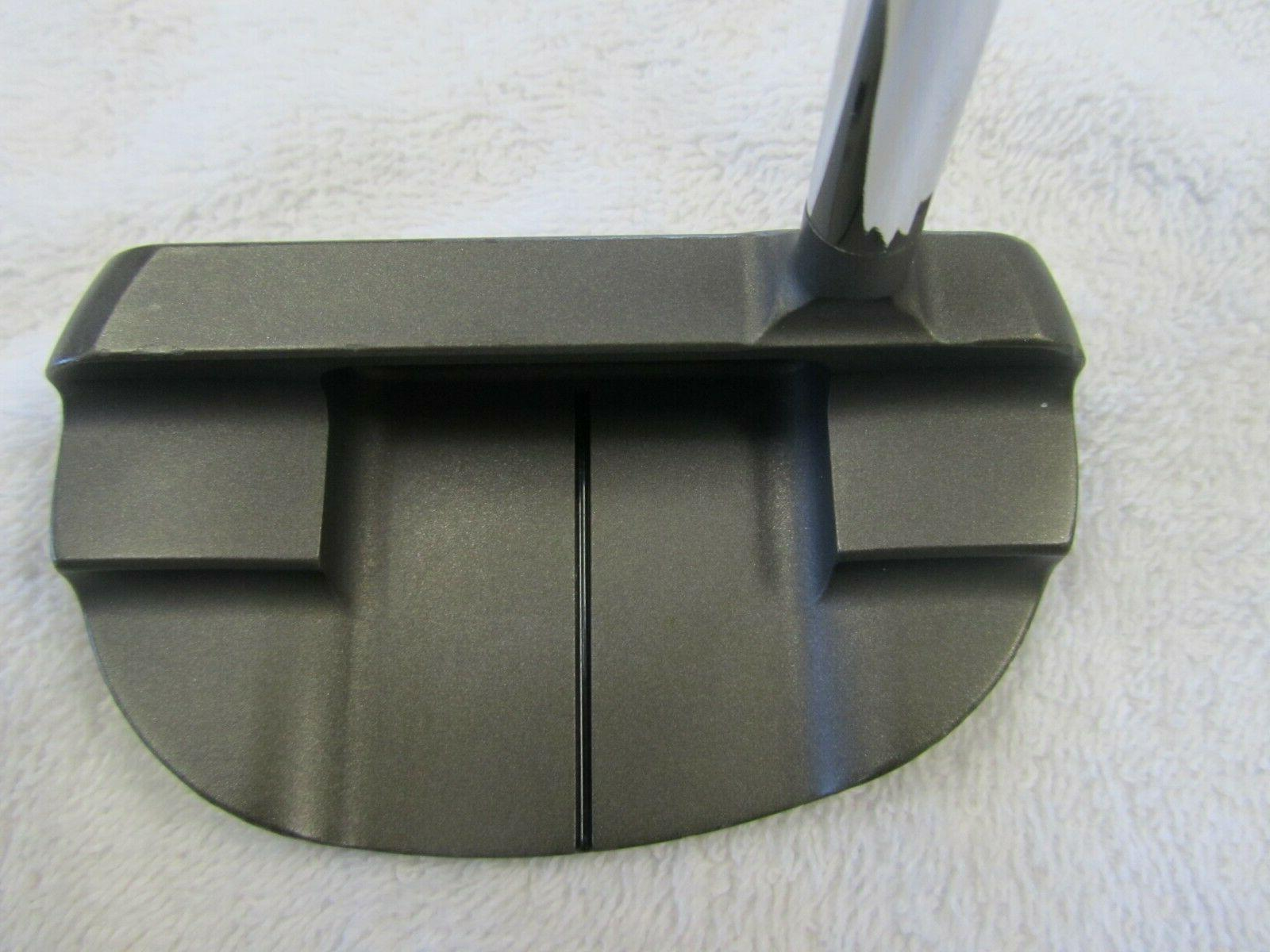 PUTTER WITH