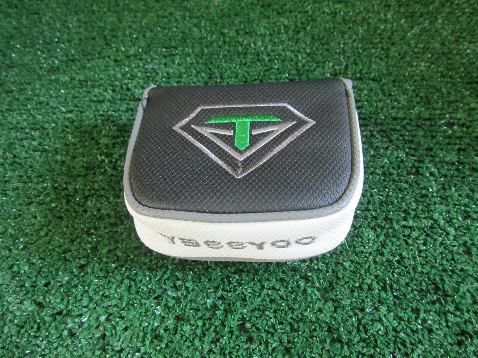 toulon design small mallet putter cover