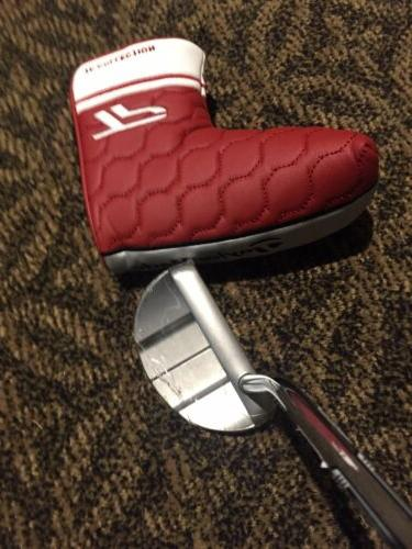 TaylorMade TP Berwick Mallet Putter Sink Cover