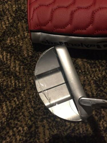 TaylorMade Collection Mallet Putter Lamkin Sink Cover