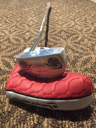tp collection berwick mallet putter 35 lamkin