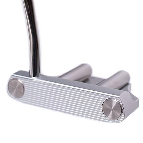 Rife Heel Silver Putter - Right