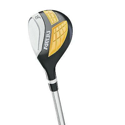 Wilson 9 Piece Handed Golf Set & Stand,