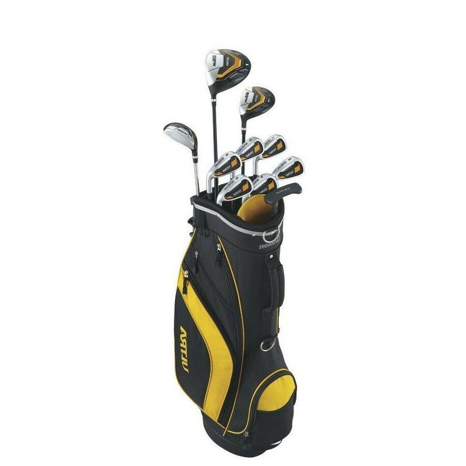 ultra complete right handed golf
