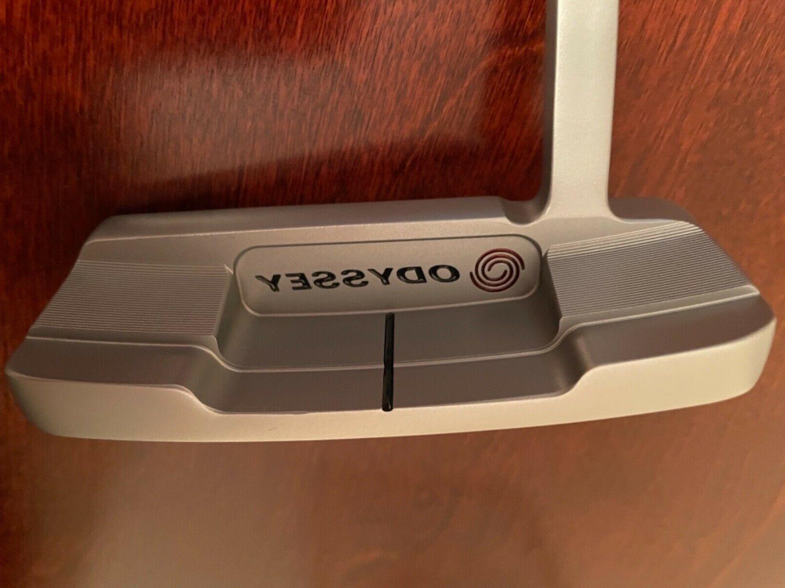 "Odyssey Hot 1WS 34"" SuperStroke Grip Mint!"