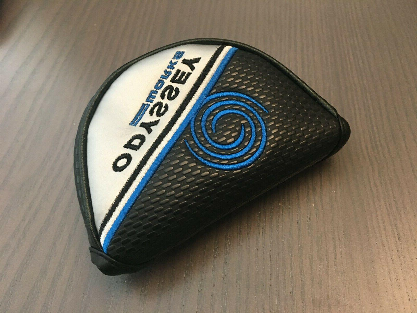 ODYSSEY PUTTER HEADCOVER O-Works NEW