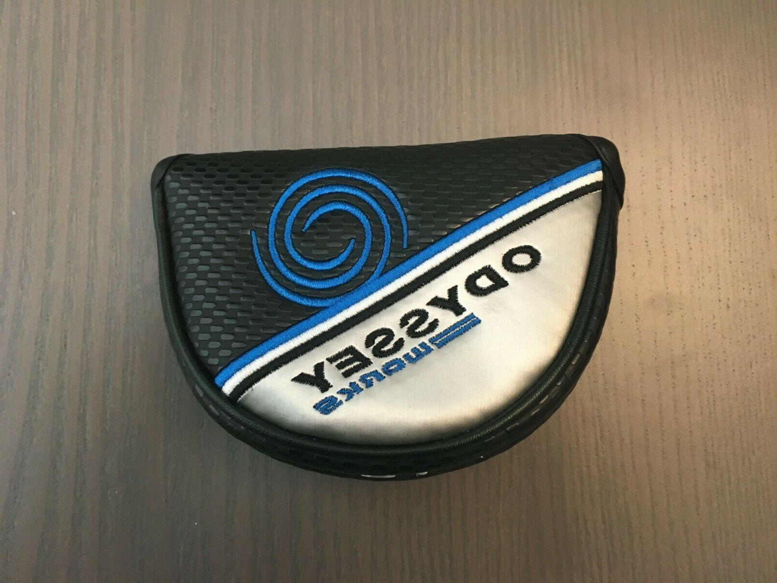 ODYSSEY HEADCOVER #9 White Hot RX NEW