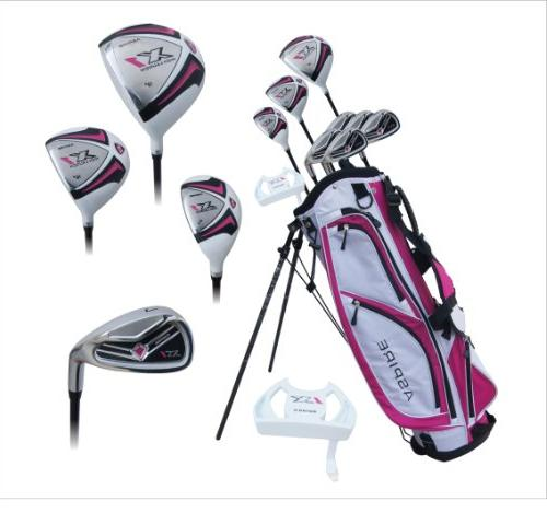 x1 complete right handed golf