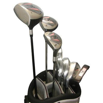 Knight Women's 12 Piece Complete Golf Set