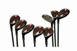 Senior Men's Majek Golf All Hybrid Complete Full Set, whic