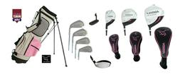 AGXGOLF Ladies Leaderboard Complete Golf Set wDriver+Woods+I