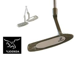 AGXGOLF LADIES LEFT HAND EDITION CR MATRIX PUTTER MILLED FAC