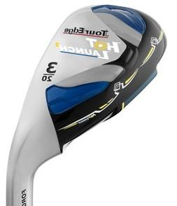 Tour Edge Men's Hot Launch 2 Iron-Wood ,