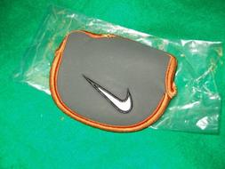 Nike LEFT HAND Mallet Style Neoprene PUTTER Headcover Golf H