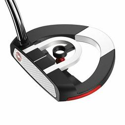 LEFT HANDED ODYSSEY 2018 RED BALL PUTTER 35 IN