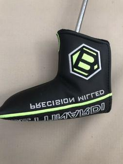 LEFT HANDED BETTINARDI PRECISION MILLED BB1 PUTTER MADE IN T