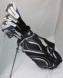TaylorMade Mens Left Handed Taylor Made Golf Set Driver, 3 &