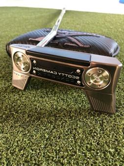 """Scotty Cameron Limited Edition Concept X CX-02 35"""" Putter ~B"""