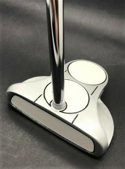 LONG PUTTER 2-BALL, TWO BALL,CUSTOM LENGTH TO 49 INCHES, RIG