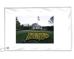 The Masters Augusta Novelty Golf Towel Golfers Accessories C
