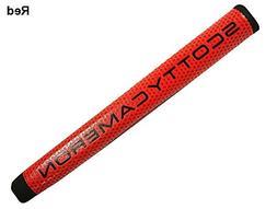 Scotty Cameron- Matador Large Putter Grip Red