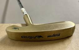 Wilson Men's Augusta Brass Golf Putter New