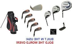 men s executive golf club set driver