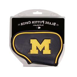 Michigan Wolverines Golf Blade Putter Cover