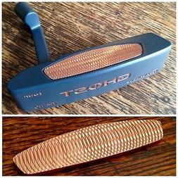 Milled Copper Replacement Insert only TaylorMade Spider Tour