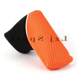 Neoprene Orange Black Golf Putter Cover Headcover For Scotty