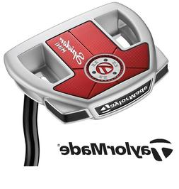 New 2018 TaylorMade Golf Putter Spider Mini Diamond Silver T