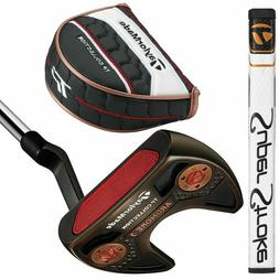 """New 2018 Taylormade TP Black Copper Ardmore 3 Putter 35"""" RH"""