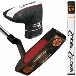 New 2018 Taylormade TP Black Copper Juno Putter - Pick Your