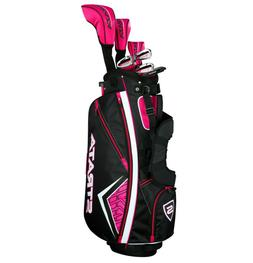 Callaway Strata 11 Piece Womens Complete Package Set - 2019