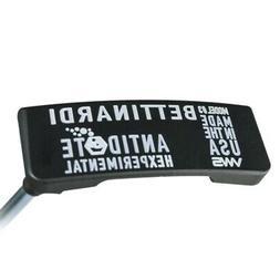 "New Bettinardi Antidote Model #3 Putter 34"" Gray /Black Deep"