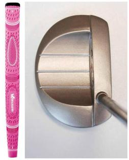 "NEW CLASSIC 29"" MEN'S SVG SPORTS PUTTER MADE PINK GOLF CLUB"