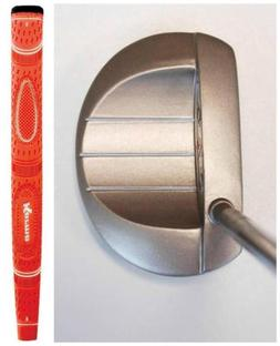 "NEW CLASSIC 35"" MEN'S SVG SPORTS PUTTER MADE ORANGE GOLF CLU"
