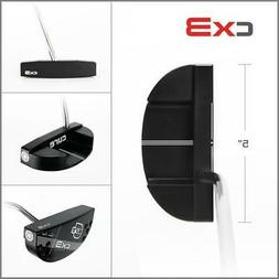 New Cure Putters Classic Series CX3 Blade Style Putter with