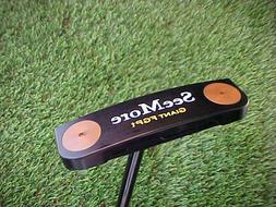 "New SeeMore "" GIANT FGPt "" Golf Putter w/ Super Stroke 3"