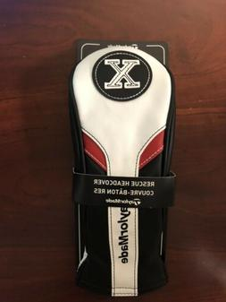 New! TaylorMade Golf 2017 Golf Club Rescue Hybrid Headcover