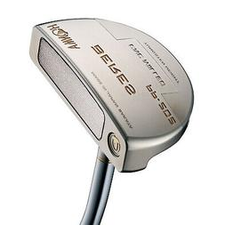 "NEW Honma Golf Beres PP-202 CNC Milled Nickel Platinum 34"" P"