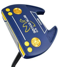 New Ray Cook Golf- LH Blue Goose BG50 2.0 Putter 35""