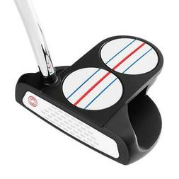 new golf triple track alignment 2 ball