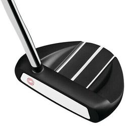 NEW Odyssey Golf White Hot Pro 2.0 Black V-Line Mallet Putte