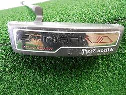 "NEW WILSON STAFF INFINITE WINDY CITY 34"" BLADE PUTTER OVERSI"