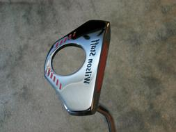 "New LH Left-Handed Wilson Staff 8871 Putter 35"" with SuperSt"